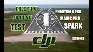 Download Precision Landing Test - DJI Spark vs Mavic Pro vs Phantom Pro Video