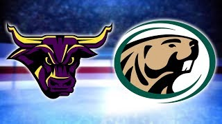 Download BSU Men's Hockey Preparing No Differently For Conference Showdown With Minnesota State Video