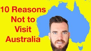 Download 10 Reasons Not To Visit Australia (Aussie Reacts) Video