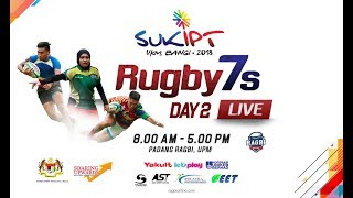 Download SUKIPT IV 2018 - RUGBY 7's DAY 2 Video