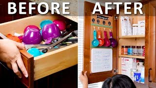 Download ORGANIZATION HACKS ! Unexpected Kitchen Hacks You Need To Know | DIY Life Hacks by Blossom Video