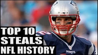 Download Top 10 NFL Draft Steals of All Time Video
