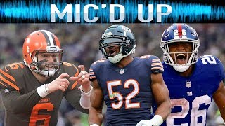 Download Best Mic'd Up Sounds of the 2018 Season: Trash-Talk, Fails, Celebrations, & More! Video