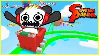 Download Roblox Ride Cart to End Let's Play with Combo Panda Video