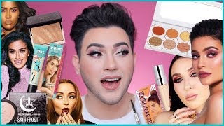 Download FULL FACE USING ONLY BEAUTY GURU'S BRANDS AND COLLABS! Video