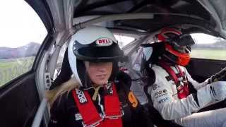 Download Porsche driver drives his girlfreind in a 991 gt3 Cup car Video