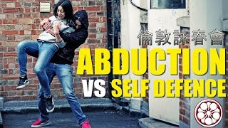 Download Defense against an Abduction Attempt | Self Defense Moves You SHOULD Know Video