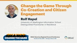 Download Change the Game Through Co-Creation and Citizen Engagement Video