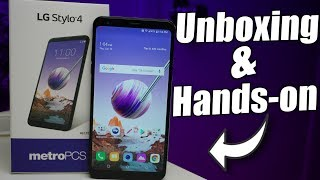 Download LG Stylo 4 Unboxing & Hands-On Video