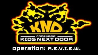 Download Animated Series Review-Codename: Kids Next Door Video