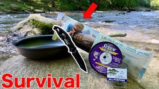 Download ULTIMATE SURVIVAL FISHING CHALLENGE!!! (No Food & No Water) Video