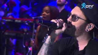 Download James Arthur - Roses Live@Coca-Cola Happy Energy Tour 2014 Video