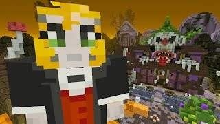 Download Minecraft: Xbox - Battle Mini-game - New Halloween Map Video