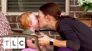 Download Hazel's Journey to her First Steps   Outdaughtered Video