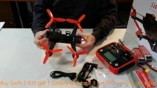 Download FPV Racing Hobbies Review of the SwellPro Swift 2 Video