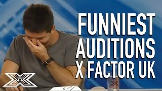 Download Funniest Auditions on X Factor UK | Vol.1 Video