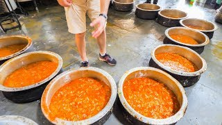 Download Indian Street Food FACTORY - Enter Street Food HEAVEN - Hyderabad, India - BEST Street Food in India Video
