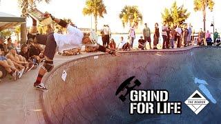 Download Grind for Life Bradenton, Florida Skateboarding Contest Video