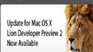 Download Update For Mac OS X Lion Developer Preview 2! Minor Changes Developer Preview Coming From Apple! Video