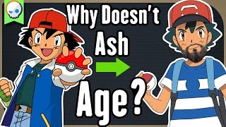 Download 5 Pokemon Theories about Ash Ketchum Never Aging | Gnoggin Video