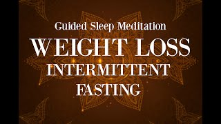 Download 😴 Weight Loss with Intermittent Fasting ~ 1 to 2 days a week ~ Binaural Beats ~ Female Voice Video