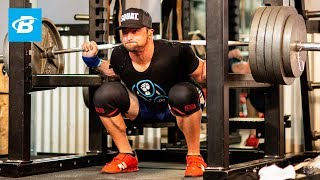 Download How To Squat: Layne Norton's Squat Tutorial Video