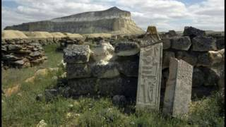 Download Bigger Than Stonehenge: Mysterious Stone Monument Found In Kazakhstan Video