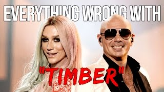 Download Everything Wrong With Pitbull - ″Timber″ Video