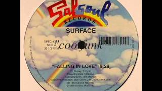 Download Surface - Falling In Love (12″ Extended Mix) Video