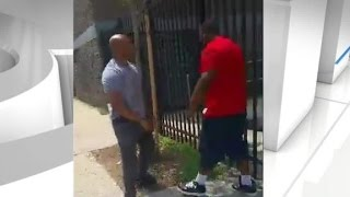 Download Video shows cop and suspect fight it out before arrest Video