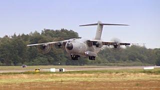 Download Deutscher A400M fliegt wieder - Bundeswehr Video