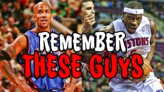 Download 7 NBA Stars That EVERYONE HAS FORGOTTEN Video