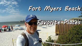 Download Vlog #17 - Favorite Places at Fort Myers Beach Video