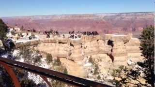 Download Our Trip To The Grand Canyon South Rim, December 2012 Video