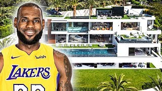 Download The Incredible Homes of The Top 15 Richest Athletes Video