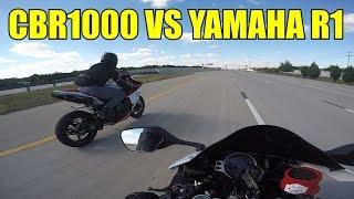 Download CBR1000rr Vs. R1 (Motonosity) Video