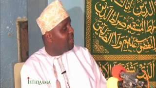 Download Akhera Inatukabili, Dunia Inatupungia Mkono - Shk. Uthman Maalim 3/4 Video