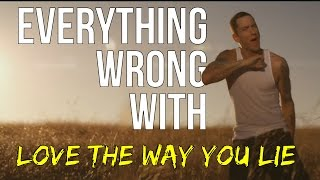 Download Everything Wrong With Eminem - ″Love The Way You Lie (feat. Rihanna)″ Video