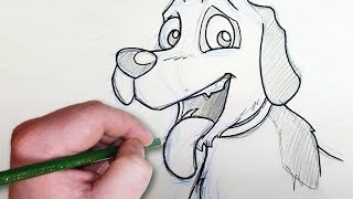 Download LEFT-HANDED CHALLENGE! - Drawing my PETS! Video