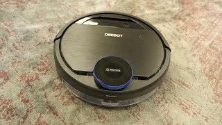 Download EcoVacs Deebot Ozmo 930 Robot Vacuum Review Video