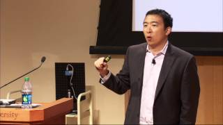 Download Fixing the Flow of Human Capital: Andrew Yang at TEDxGeorgetown Video