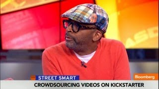Download Spike Lee Gets Heated at Kickstarter Criticism Video