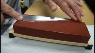 Download Sharpening Knife on a Whetstone with Master Sushi Chef Hiro Terada. Video