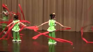 Download Nelson Atkins Ribbon Dance Video