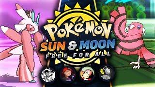 Download I got something fo yo A**! VS SensationalGP, PRLYZ, ChallengerDoob! - Pokemon Sun and Moon FFA Video