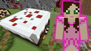 Download Minecraft: CAKE EATING GAME! - HEAD HUNTER THEME PARK [2] Video
