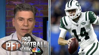 Download PFT Draft: Sophomores who will make biggest jump | Pro Football Talk | NBC Sports Video