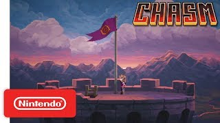 Download Chasm - Launch Trailer - Nintendo Switch Video