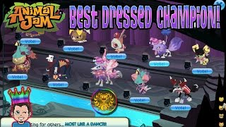 Download Shopking Is The Best Dressed Champion! Animal Jam AJ Video