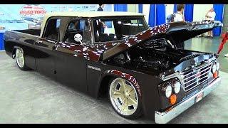 Download 68 Dodge D200 Quad Cab NSRA Street Rod Nationals 2015 Video
